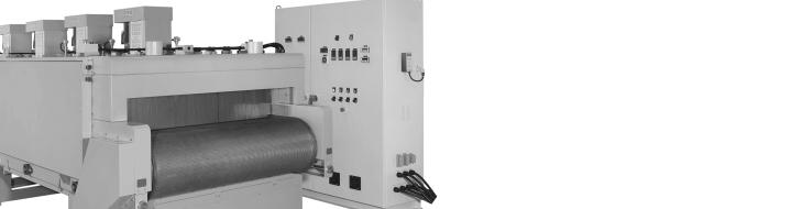 連續爐 符合國際規範CQI-9, AMS2750E (選配)